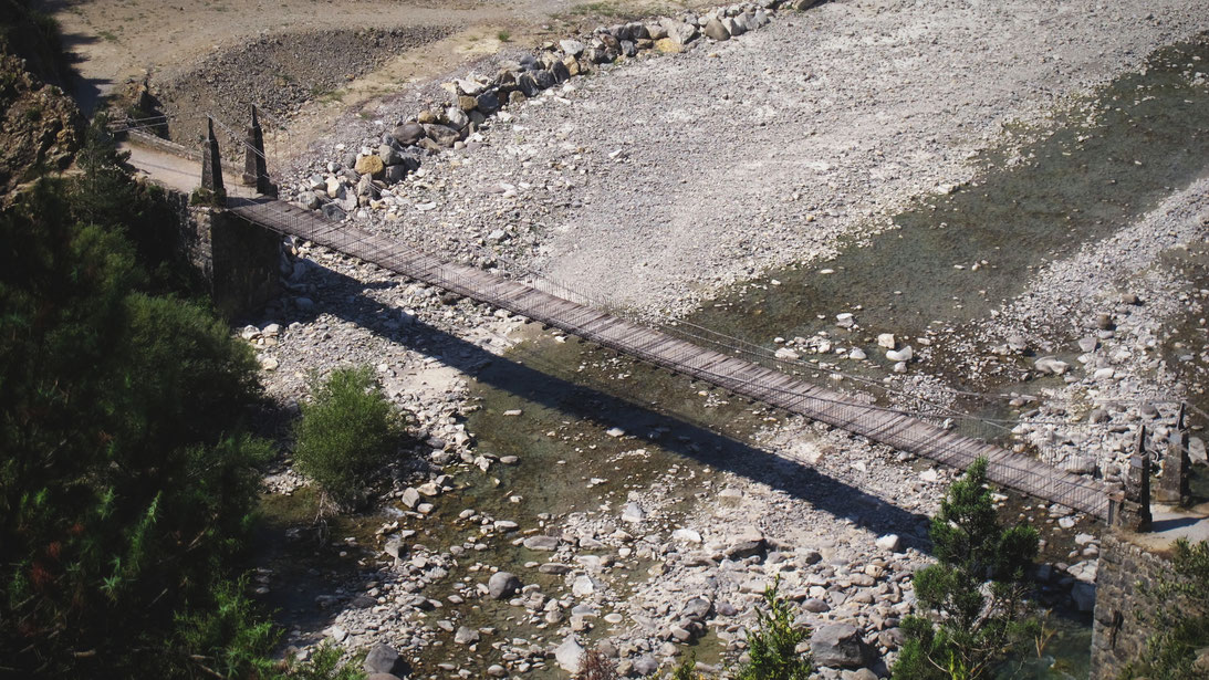 bigousteppes janovas ruines pont bois espagne