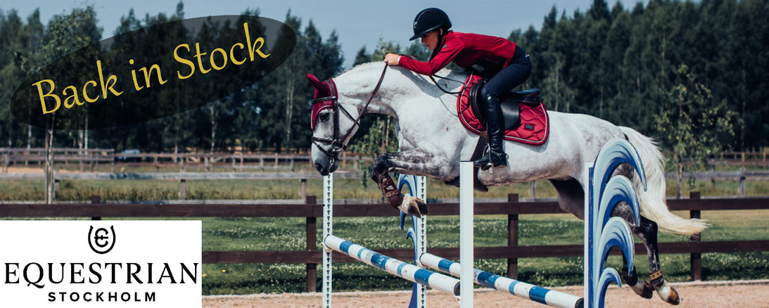 bordeaux Equestrian Stockholm back in stock