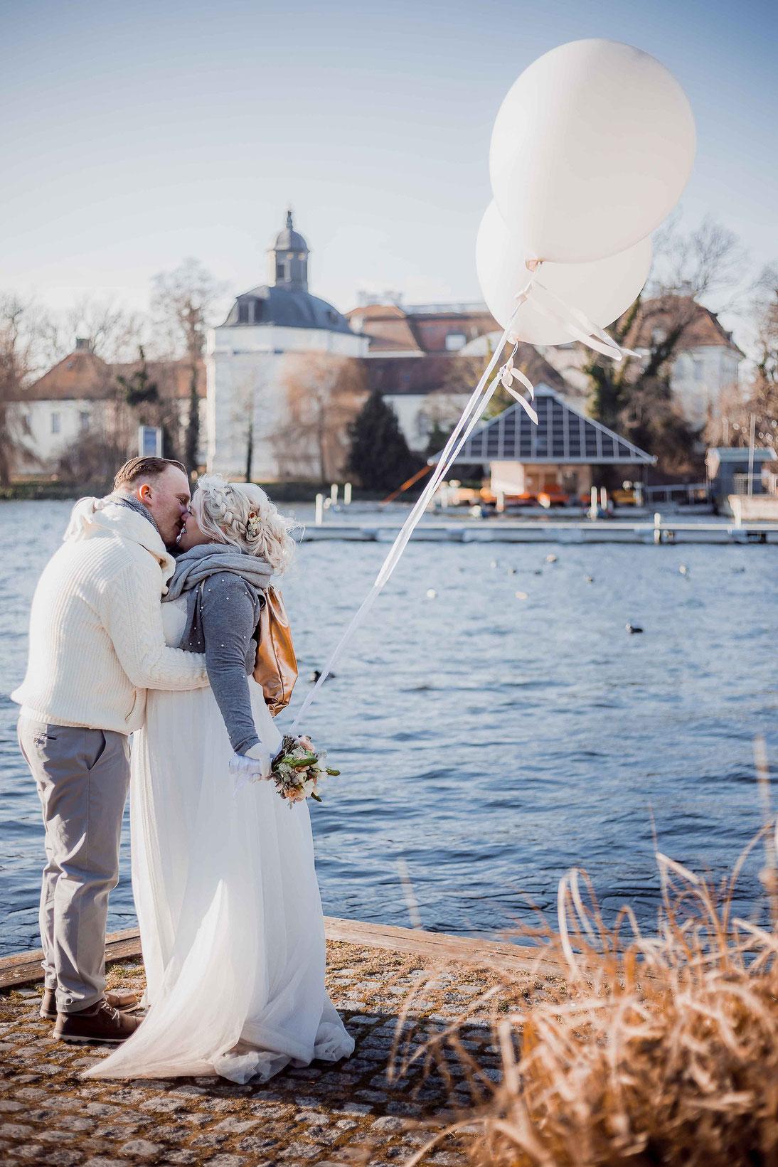 Hochzeitsbilder Köpenick