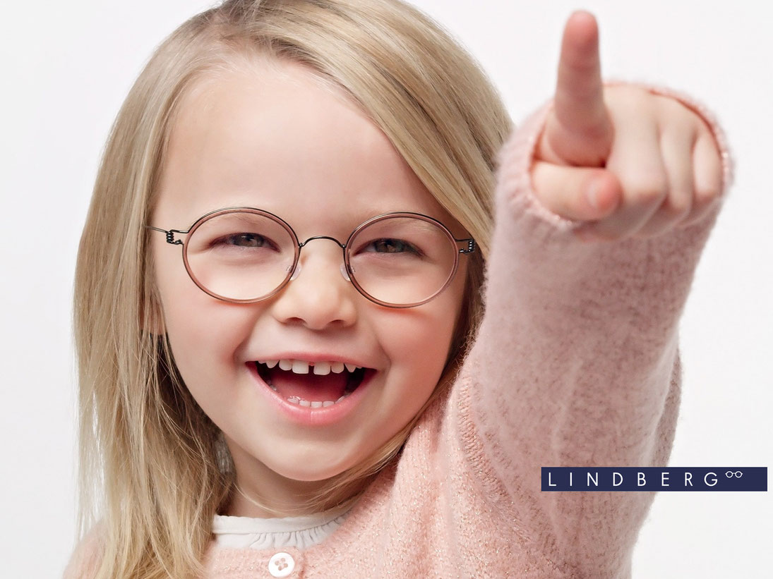 Lindberg Kinderbrillen #Designerbrille #Augenoptiker in Erfurt #Optiker Zacher