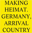 making heimat, die website