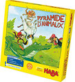 PYRAMIDE D'ANIMAUX +4ans, 2-4j