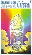 Grand Jeu divinatoire du Cristal, Pierres de Lumière, tarots, lithothérpie, bien-être, ésotérisme