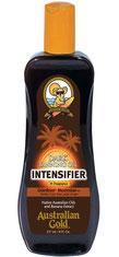 Oil Intensifier SPF Outdoor Australian Gold Zonnebank creme bronzer zoncosmetica DHA cosmetisch natuurlijk