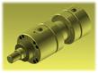 Kompaut, cilindro oleodinamico ISO 6022