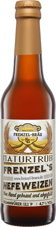 0,33l Frenzel's Hefeweizen