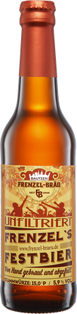 0,33l Frenzel's Festbier