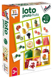 LOTO PHOTO FRUITS +2ans, 1-4j