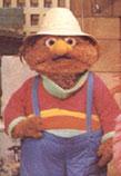 Don Pimpón, personaxe do programa infantil Barrio Sésamo.