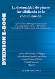 libro La desigualdad de género invisibilizada en la comunicación