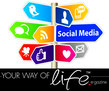 Imago en etiquette deskundige Gonnie Klein Rouweler, columnist Your Way of Life e-gazine, Sociale Media