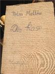 Petra Mettke/Der Käse/Lustspiel von 1984/Urbuch-Handschrift