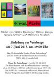 """Kunstausstellung 2013 in der altkatholischen Kirche """"Christi Auferstehung"""" in Köln"""
