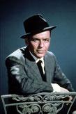 Frank Sinatra, Lune opposée à Mars.