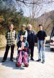 Eleanor,Giuliana,Bernard,Oleg Zhukov e Oleg Schigolev.  Urbino, Italia