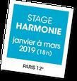 Stage d'Harmonie avec Laura Littardi, A vous de jouer