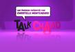 """Invitée de l'émission """"Talk Chaud"""" à l'occasion de la sortie du livre """"50 nuances de grey"""""""