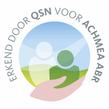 Plaatje keurmerk: Erkend door QSN voor Achmea ABR