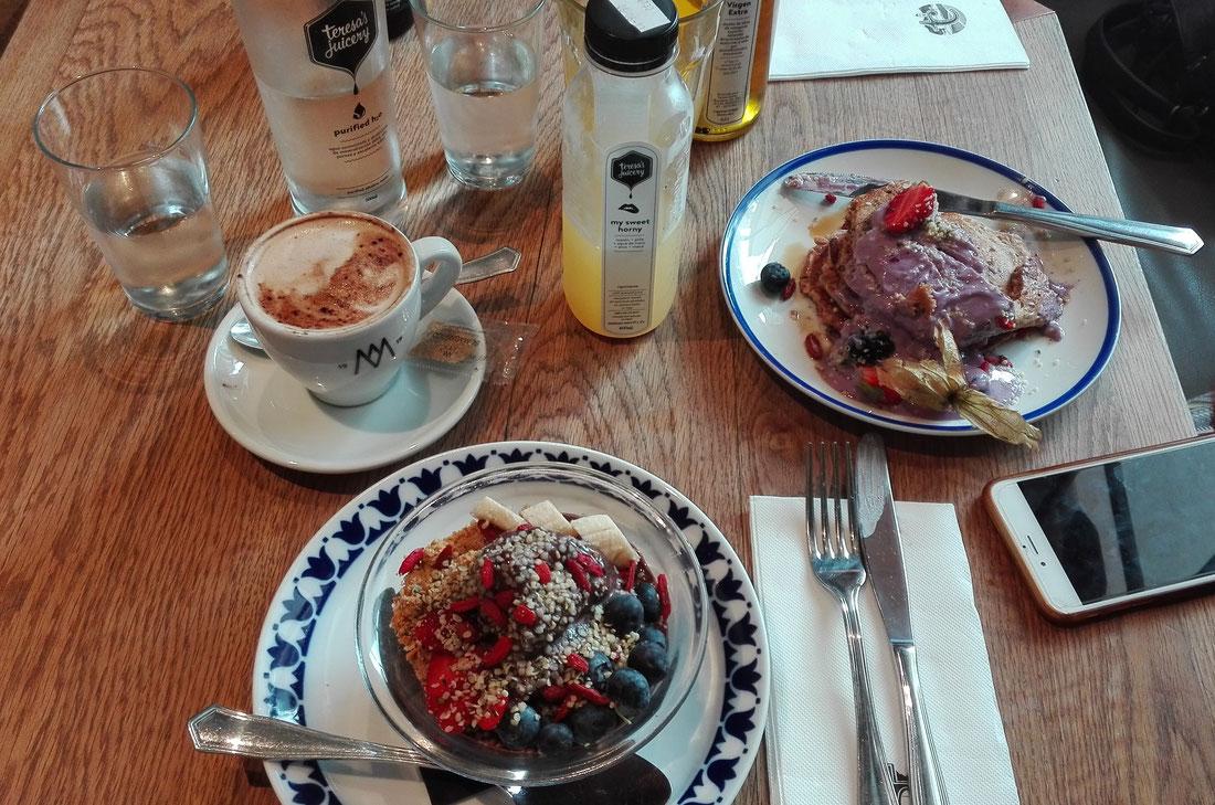 Flax & Kale | Barcelona Spanien