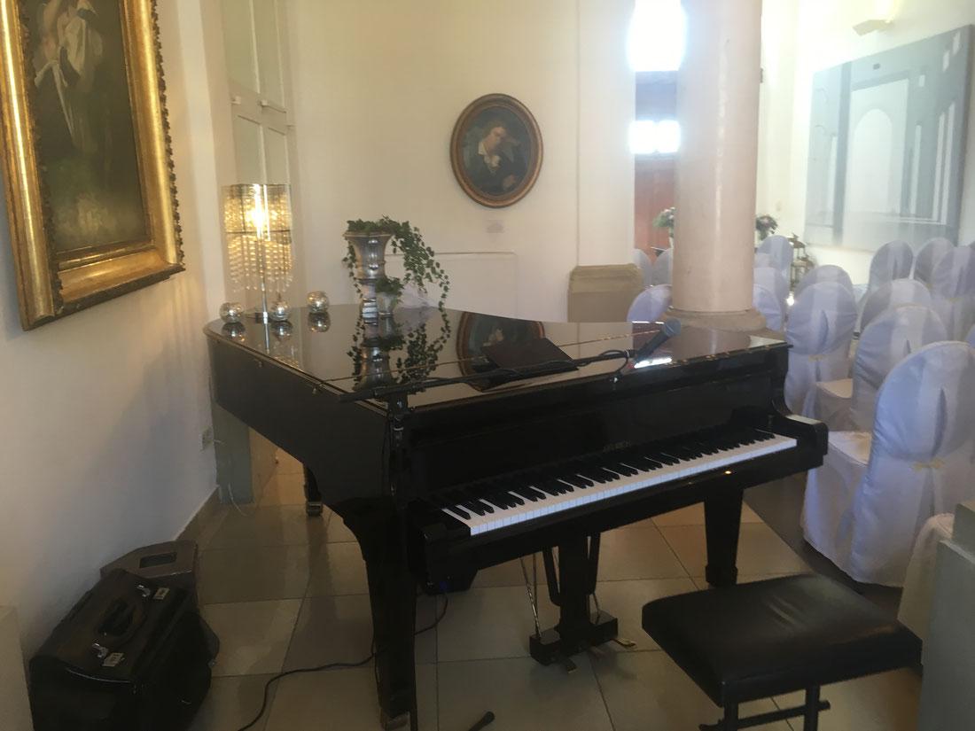 Hochzeit Karlsruhe DJ und Pianist