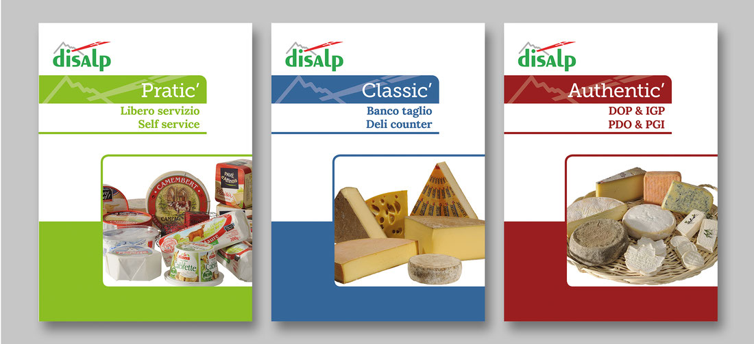 Intercalaires catalogue Disalp