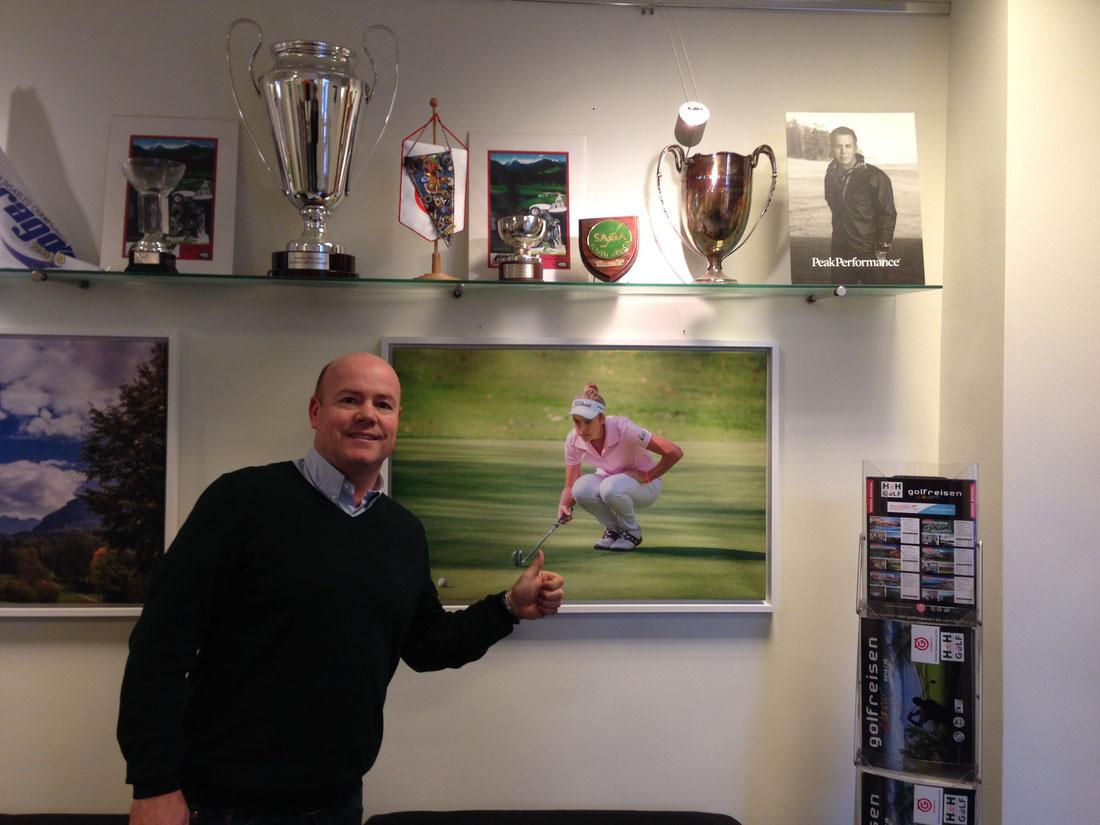 """""""Die Hall of Fame des Golfsports"""""""