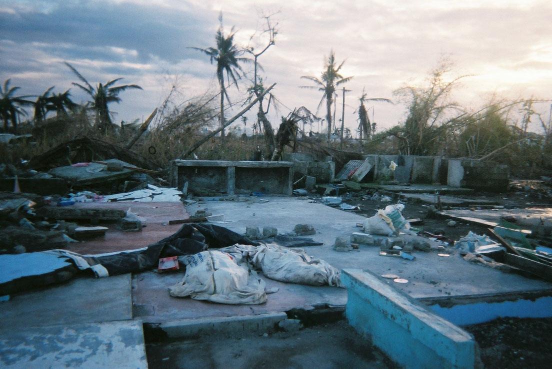 Ronald Maragumamaot, 16, Tacloban