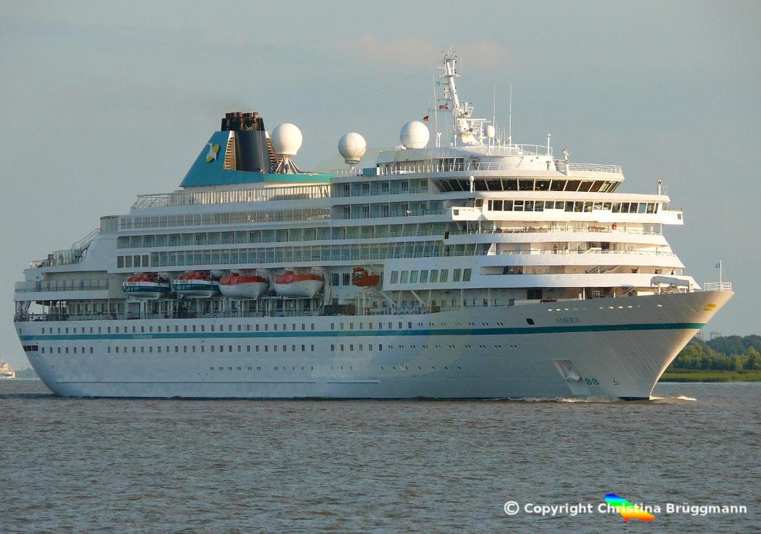 Phoenix-Kreuzfahrtschiff AMERA