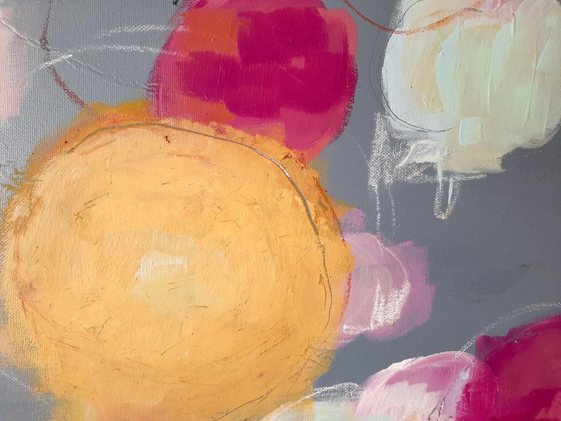 Detail Bild gelb