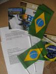 Der Botschaft Brasilien für Rezepte