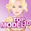 Game Icon Top Model 3D