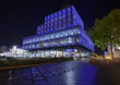 Birmingham (UK) is lighting up its new main library