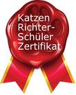 Zu den Zertifikaten: Katzen-Richterschülder, Bildquelle: canstockphotos