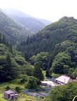 いにしえを今に伝える金山峠(山形県上山市)