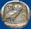 Αρχ. Ελληνικό Τετράδραχμο 4ος αιών π.Χ.
