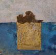 UNO Baumrinde / Acryl / Lwd. 30 x 30 cm