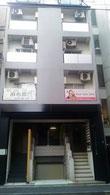 麻布十番パーソナルジムの建物