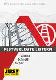 Festverlegte Leitern-Katalog - Frontpage