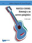Homenaje a un carrero patagónico