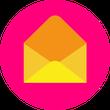Icone Enveloppe ouverte