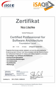 Certified Professional for Software Architecture