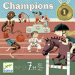 CHAMPIONS +7ans, 2-5j
