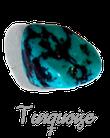 Turquoise,  pierre gemme, pierre roulée, pierre brute, galet