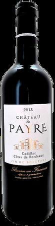 le point primeur 2018, cadillac cà roule, RVF 2020,2018 bordeaux wine,millésime,guidedesvins