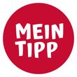 """Roter Kreis mit """"Mein Tipp"""" für die für die schnelle Schadenbearbeitung bei der ERGO Reiseversicherung"""