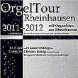 OrgelTour 2011-2012