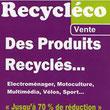 Vente neuf et occasion chez Recycleco partenaire de ACCOB à Oloron Ste Marie