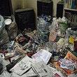 お部屋の片付けや掃除
