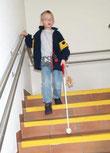 Unterricht in Orientierung und Mobilität