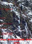 Guide de haute montagne maurienne aussois cascade de glace alpinisme topo Orelle Goûter des généraux Matthieu BRIGNON